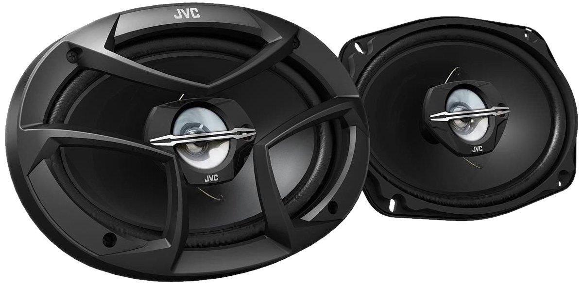 JVC CS-J6930 400W 6x9'' 3-Way J Series Coaxial Car Speakers