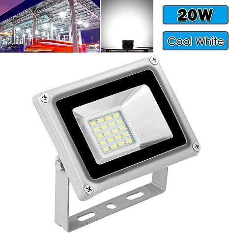 500W Watt LED Flood Light Bright White Outdoor Spotlight Lighting Lamp AC 110V