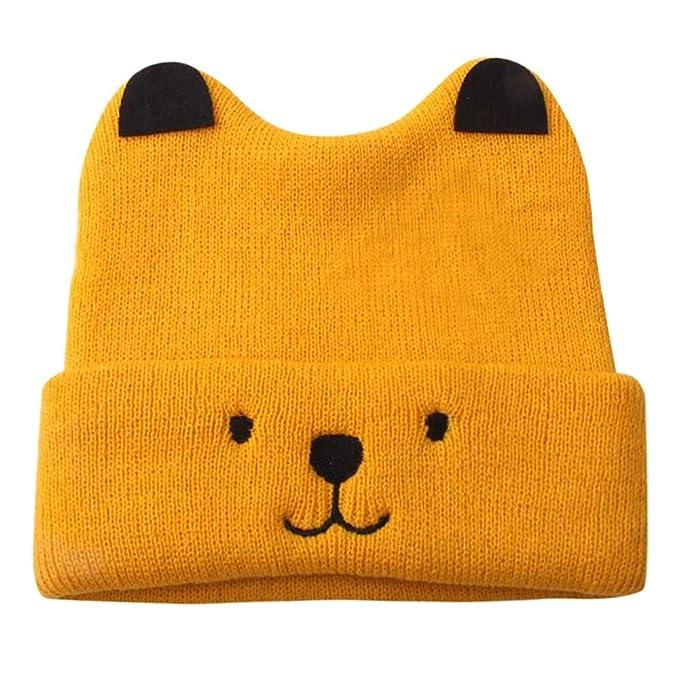 Cinnamou_Gorros Sombreros y Gorras para Niño de los niños, niña y niño, bebé,