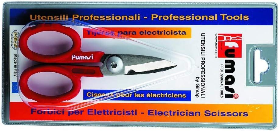 Fumasi 225540 Sheet Metal Shears Model Italy L = 400mm