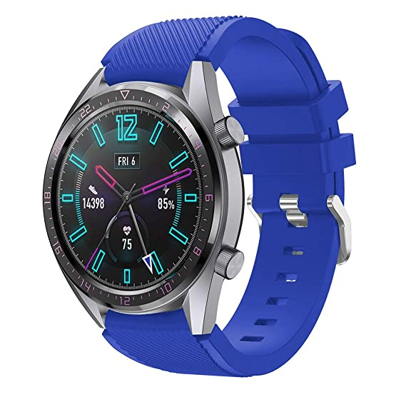 Amazon.com: Tabcover for Huawei Watch GT Band,Quick Release ...