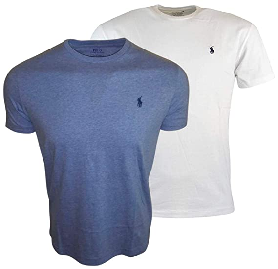 Polo Ralph Lauren Camiseta con Cuello Redondo para Hombre Modelo ...