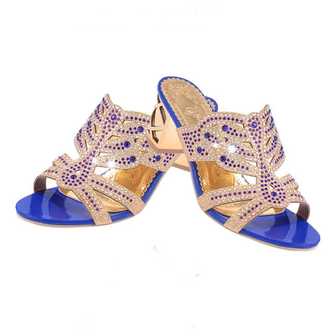 2a407a8e95e9 Lolittas Glitter Diamante Sandals for Women Ladies