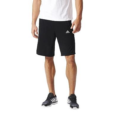 adidas Herren Essentials 3 Streifen Shorts