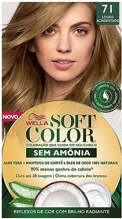 Tonalizante Creme Kit 71, Soft Color