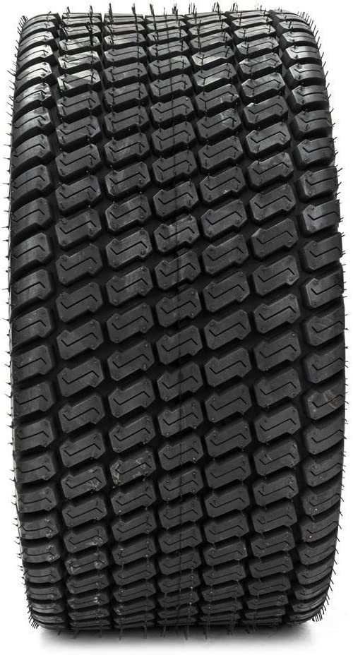 AutoForever Set of 2 20X10.00-8//20x10x8 4 Ply Turf Tires for Lawn /& Garden Mower Tires