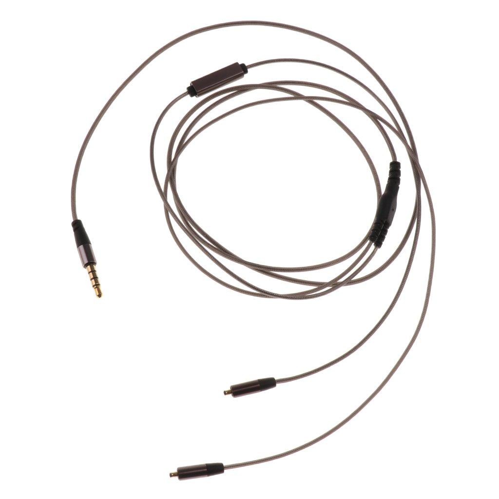 Homyl 3.5mm Jack Port Headset DIY L-Shaped Repair Cable + 3.5mm Auriculares Audio Cable de Actualización: Amazon.es: Electrónica