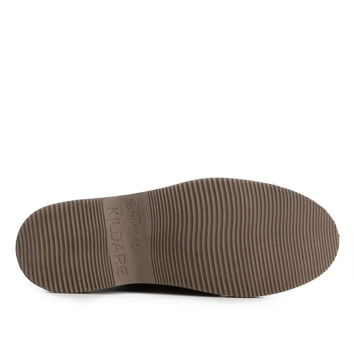 6446715e4a Sapato Casual Kildare Filey Camurça Masculino - Café - 44  Amazon.com.br   Amazon Moda