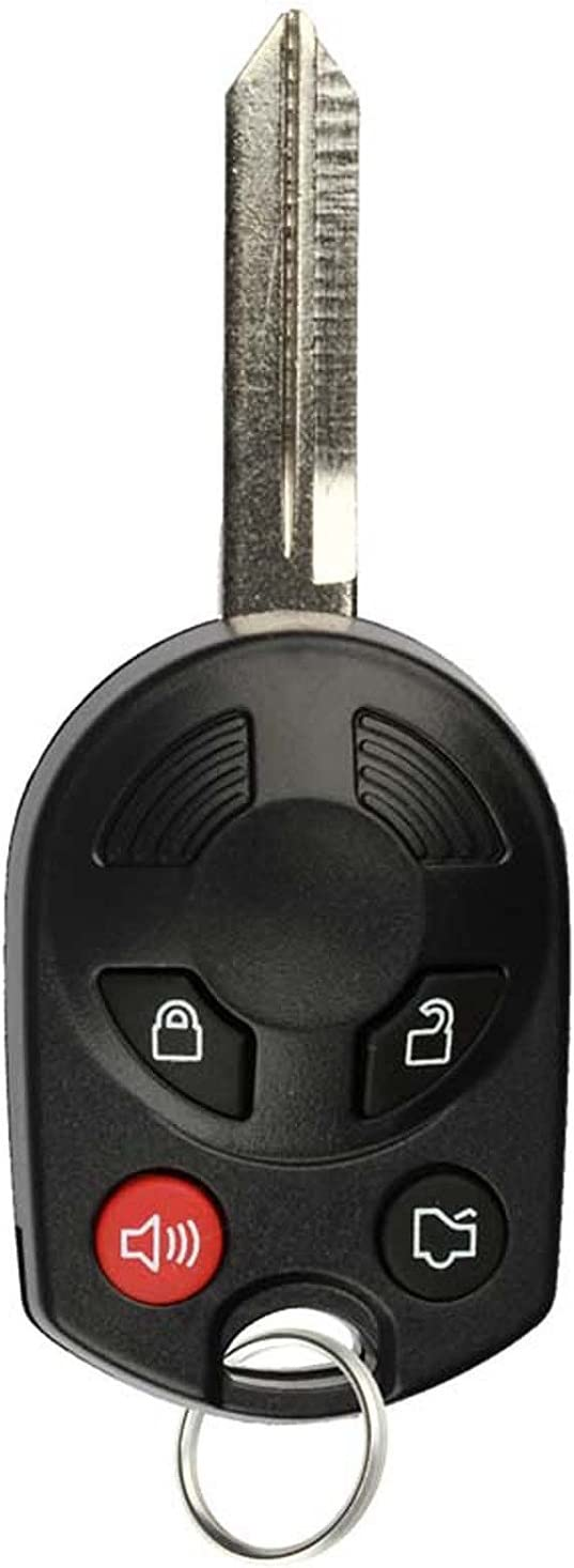 KeylessOption Keyless Entry Remote Control Car Key Fob Replacement for OUCD6000022