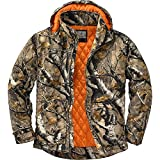 Legendary Whitetails Canvas Cross Trail Workwear Jacket Big Game Field Camo Large