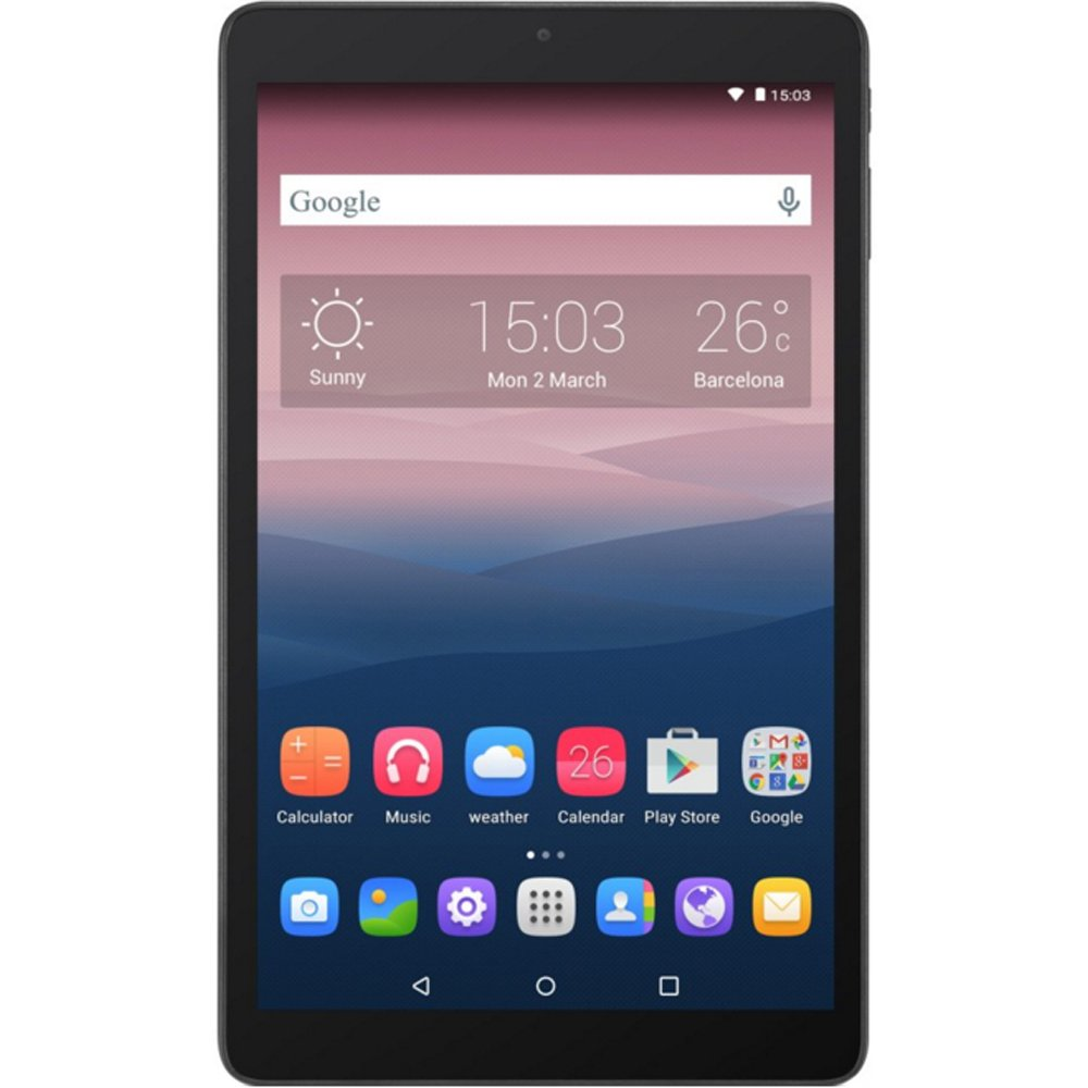 Alcatel One Touch Pixi 3 10-Inch Tablet (Black) - (1.3 GHz