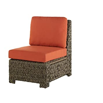 Excellent Amazon Com Hampton Bay Laguna Point All Weather Wicker Pdpeps Interior Chair Design Pdpepsorg