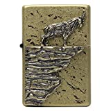 Zippo 230 LONELY GOAT BR in USA / South Korea Version /GENUINE