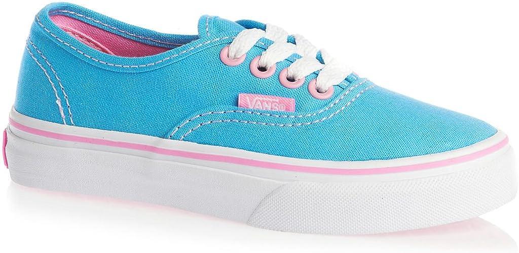 Vans Kids Girls Authentic Trainers Aqua