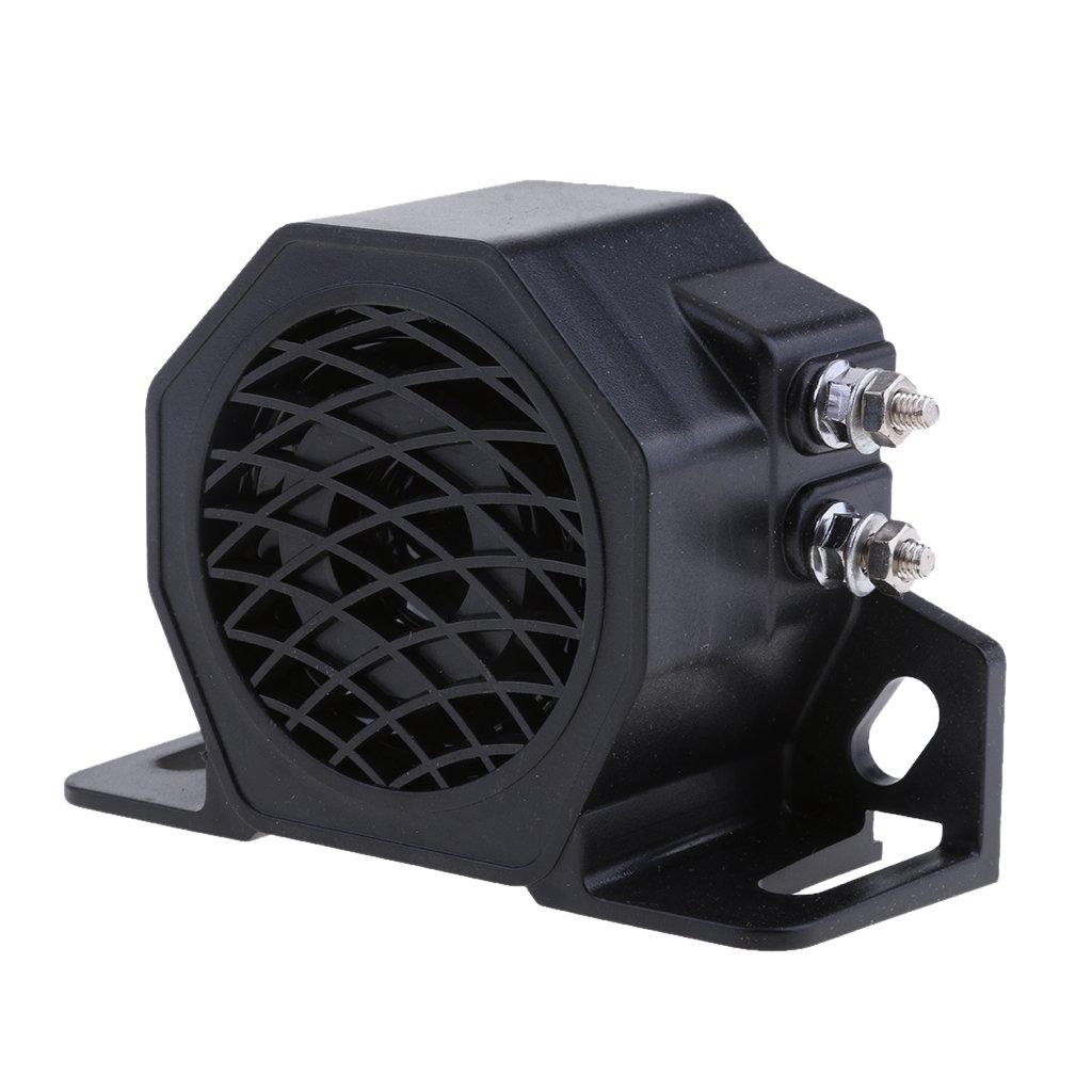 Homyl Car Reverse Siren Buzzer Alarm Horn Speaker Truck Back Up Alarm 110db Beeper 12V -24V