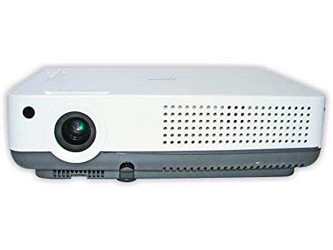 Sanyo Projector PLCXW55 Video - Proyector (2000 lúmenes ANSI, LCD ...