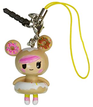 Tokidoki Frenzies Milk Figurine Keychain Charm Phonezies Toy Toys & Hobbies Action Figures