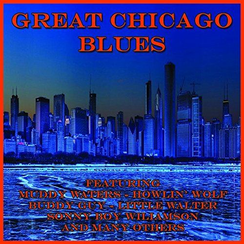 - Great Chicago Blues Songs [2 CD]