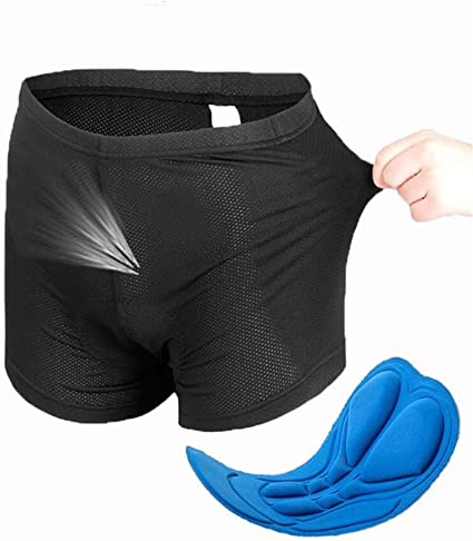 Underpants Bike Shorts Bicycle Riding Shorts Cycling Underwear 3D Padded