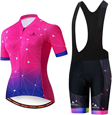 Mens Cycling Jersey Short Sleeve Bib Shorts Set Cycling Bib Shorts Cycling bibs