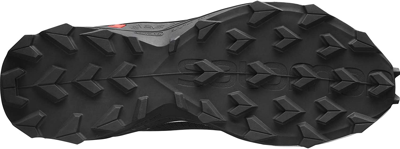 Salomon Mens Alphacross Trail Running Shoe