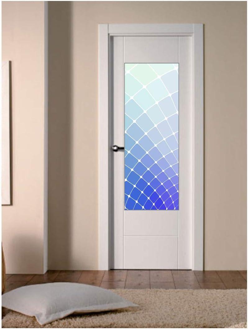 CustomGlass Cristal Decorado para Puertas de Interior Modelo Remscheid, Incluye instalación en (Sin Instalación): Amazon.es: Hogar
