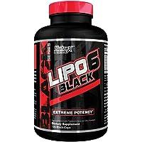 Lipo 6 Black 120 Caps.