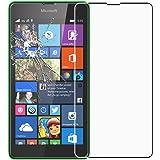 ebestStar ® pour Microsoft Nokia Lumia 535 - Film protection écran en VERRE Trempé - Vitre protecteur anti casse, anti-rayure