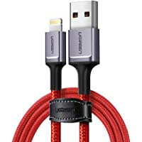 UGREEN iPhone Charging Cable [Apple MFi Certified] Lightning Cord compatible for New iPhone 12 mini/12/12 Pro/12 Pro Max…