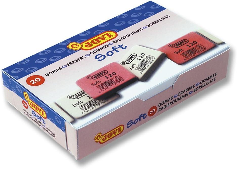 Jovi - Soft Caja, 20 Gomas (120): Amazon.es: Juguetes y juegos