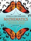 Mathematics for Elementary Teachers with Activity Manual (3rd Edition)