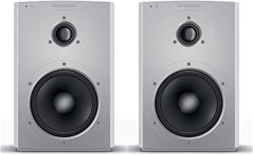 Dynaudio Xeo 2 Wireless Bookshelf Speakers - Pair (Satin White)