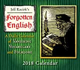 Forgotten English%3A A Daily Calendar of