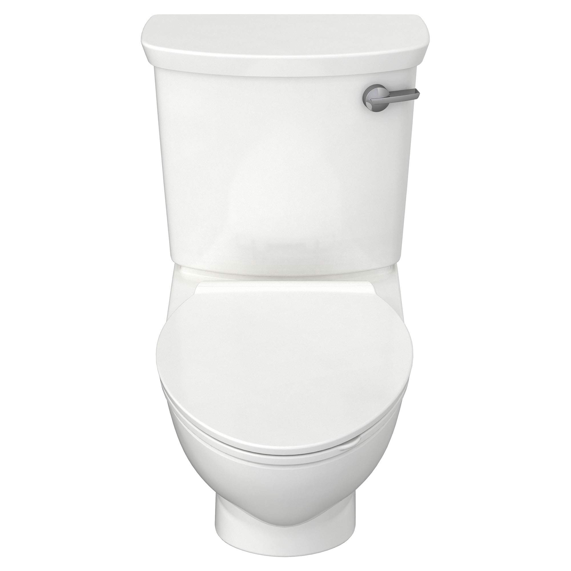American Standard 2882108.020 Glenwall VorMax Wall-Hung Toilet with Right Hand Trip Lever White