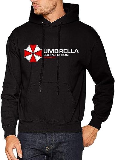 Todo para el streamer: Umbrella Raccoon City - Sudadera con Capucha para Hombre