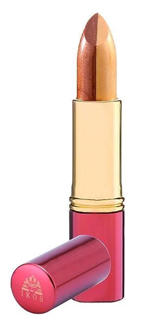 Ikos Duo Lippenstift Apricot Samtbraun 1er Pack 1 X 3 5 G