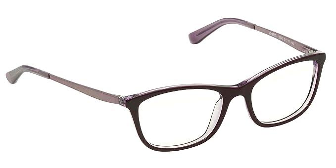 93be7b271cf Vogue Standard Cat Eye Eye Frame (0VO2950I208451) (Tio Violet and Light  Violet)