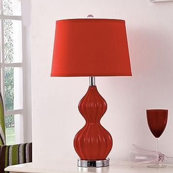 Frelt lámpara de mesa Calabaza Decorativa Lampara ...