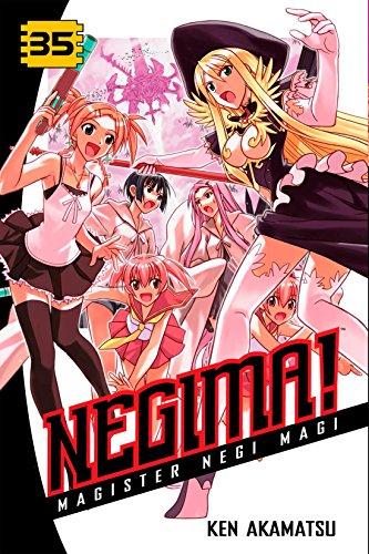 Negima! Vol. 35