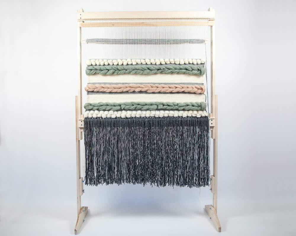 Beka Adjustable Tapestry Loom – The Grizzly