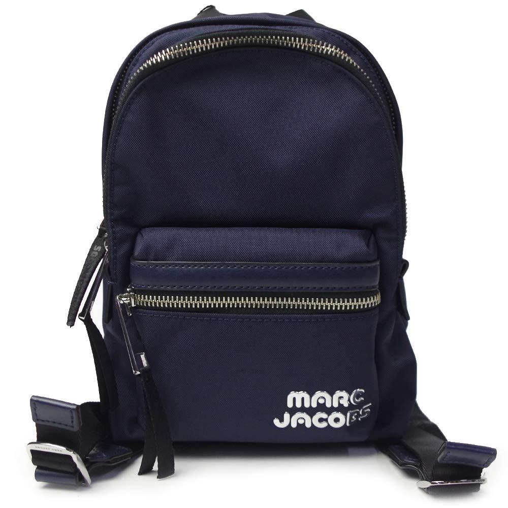 マークジェイコブス ナイロン ミニリュック レディース M0014032 Midnight Blue ネイビー [並行輸入品] B07RS2R9VH