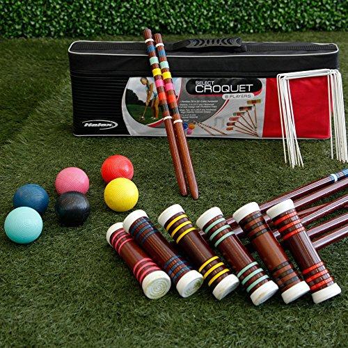 Regent Sports 20434 Halex Croquet Set