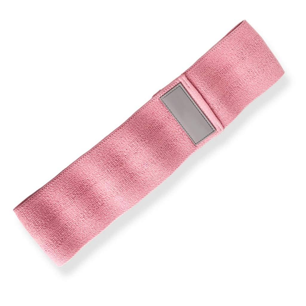 Fit Girl Resistencia Banda de cadera para mujeres Bandas de resistencia Elástico Diseño antideslizante Levantamiento de glúteos Pierna activa Músculos en cuclillas Yoga Cross-Fit para entrenamiento