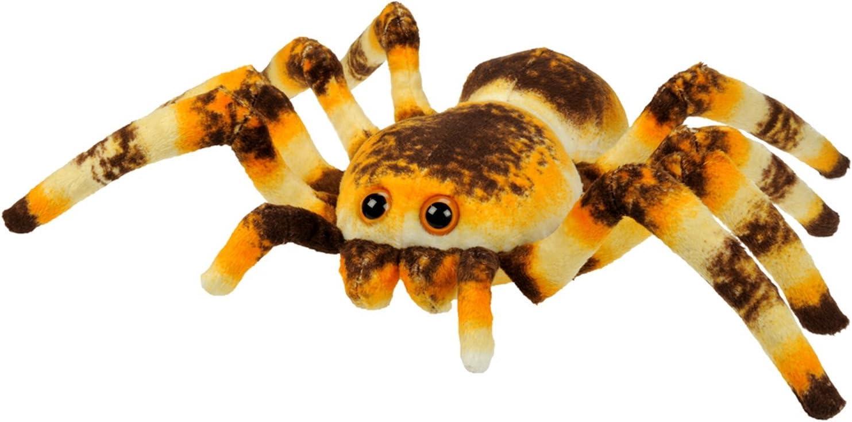 1 Plüschtier Spinne 22//30cm Kuscheltier Stofftiere Plüschtiere Spinnen Tarantel