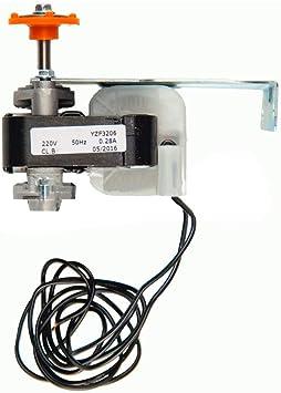 Recamania Motor Ventilador frigorifico Standard NO Frost YZF3206 ...