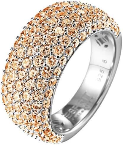 ESPRIT Women's Amorana Summer 925 Sterling Silver Ring