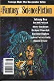 The Magazine of Fantasy & Science Fiction, July-August 2015