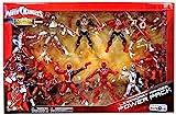 Power Rangers The Mega Collection Legendary Ranger Power Pack Exclusive Action Figure Set