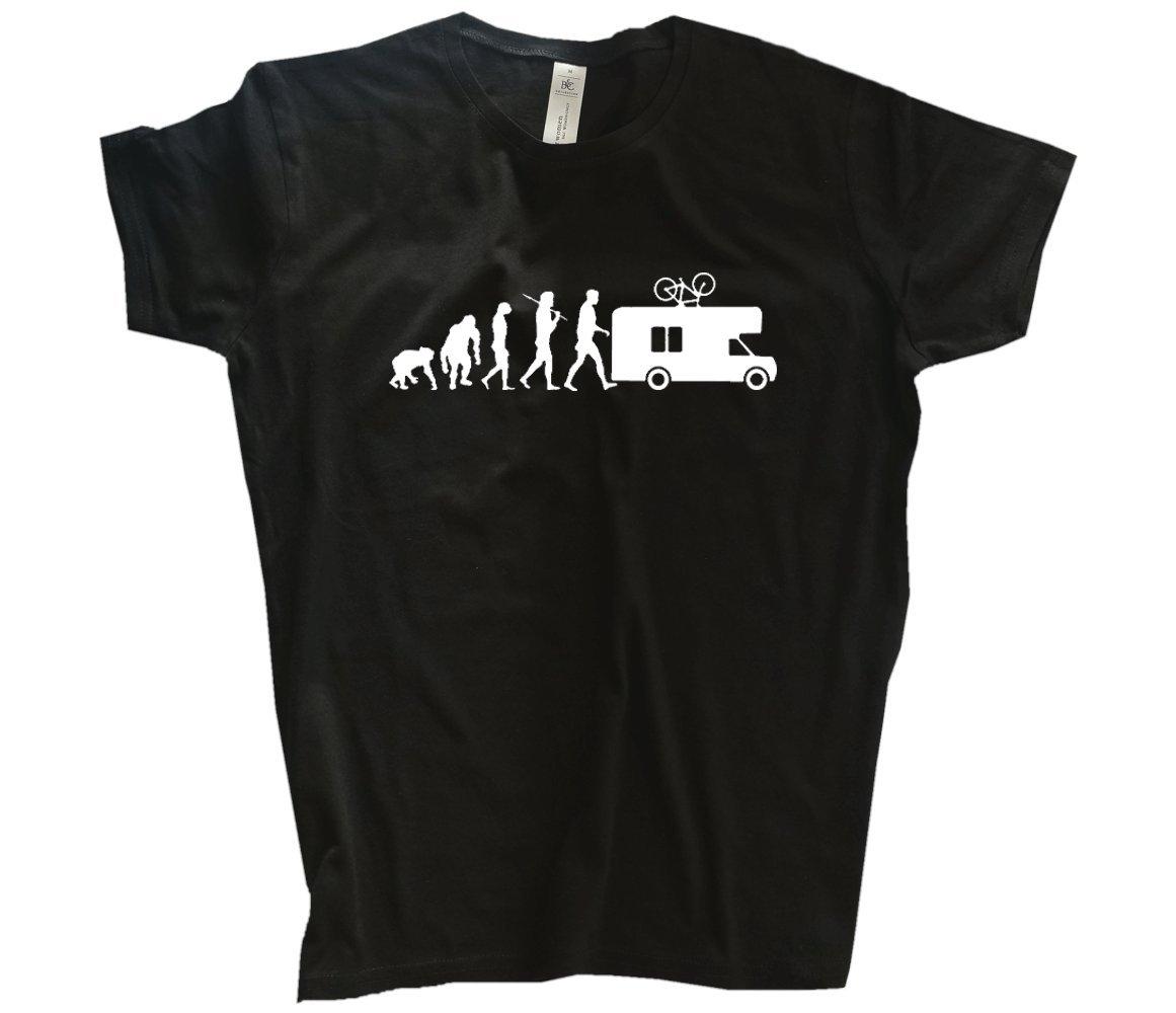 Shirtzshop T-shirt Evolution Lehrer B00PCAJDSS T-Shirts Direktgeschäft