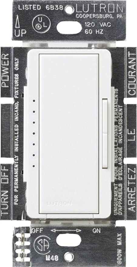 Lutron MACL-153M-WH 2 Pack 150W Maestro Multi-Location CFL/LED Digital on motion sensor light switch wiring diagram, maestro guitar wiring diagram, lutron 3-way dimmer installation, lutron toggler wiring-diagram, leviton wiring diagram, lutron 4-way switch diagram, single pole light switch wiring diagram, lutron fan light dimmer switch, rocker wiring diagram, lutron dimmer wiring, pool light transformer wiring diagram, grafik eye wiring diagram, dual dimmer switch wiring diagram,